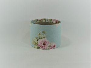 FLOWER BOX MINI 13/10 D - dekor BLUE GARDEN