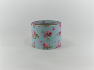 FLOWER BOX MINI 13/10 D - dekor MINT ROSES