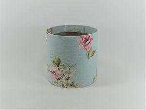 FLOWER BOX MINI 13/13 D - dekor BLUE GARDEN