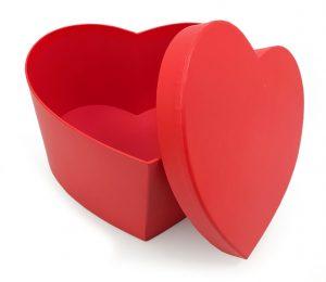 PANDORE HEART BOX