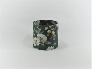 FLOWER BOX MINI 10/10 D - dekor BLACK GARDEN