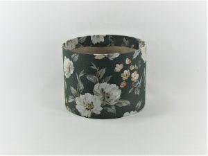 FLOWER BOX MINI 13/10 D - dekor BLACK GARDEN