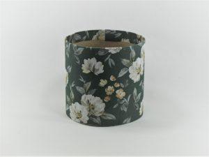 FLOWER BOX MINI 13/13 D - dekor BLACK GARDEN